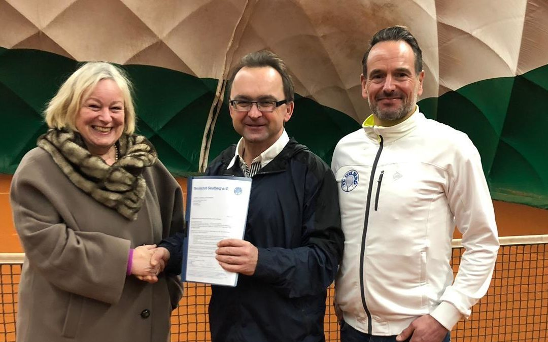 Neue Tennisschule des TC Seulberg steht fest – Tennis Academy Zahraj & Zahraj