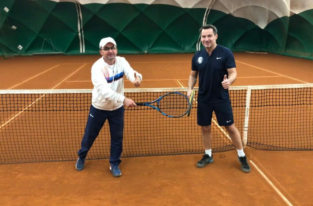 Vertrag mit Tennis-Academy Zahraj & Zahraj bis 2025 verlängert